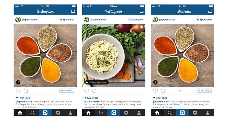 Wir zeigen, wie Unternehmen Werbeanzeigen auf Instagram schalten können.
