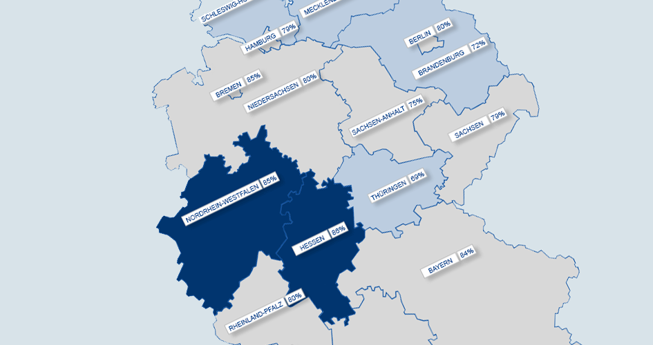 Der Social Media-Atlas 2015/2016 liefert aktuelle Zahlen