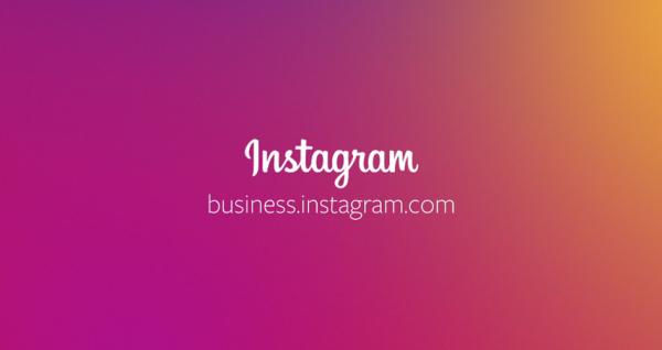 Instagram for Business ist da! | Bild: Instagram