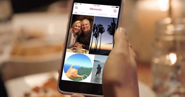 Snaps speichern? Memories soll es möglich machen. | Bild: Snapchat
