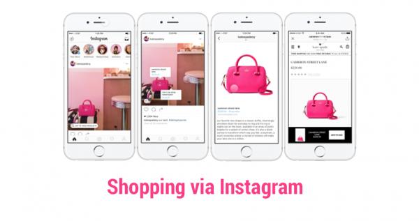 Gesehen, geliked, gekauft: Instagram Shopping soll Usern das Einkaufen erleichtern.