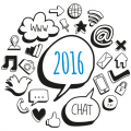 Social Media Jahresrückblick 2016