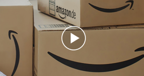 """""""Alles was Sie an Amazon lieben. Für Unternehmen."""" - So wirbt Amazon für die neue Business-Seite.   Bild: Screenshot/Amazon Business"""
