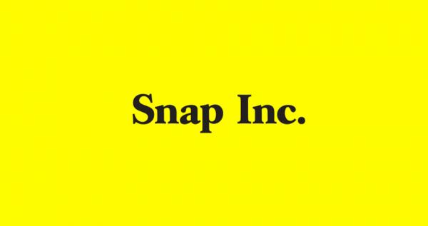 Erst vor Kurzem nannte sich das Unternehmen in Snap Inc. um. | Bild: snap.com/news