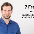 Die häufigsten Fragen zum Social Media Marketing