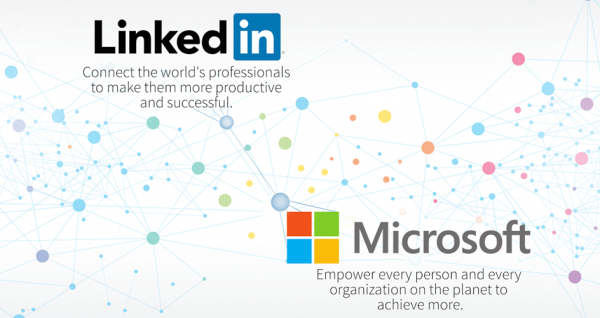 Microsoft integriert LinkedIn