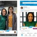 Snapchat for Business? LinkedIn plant Geofilter für Events und Konferenzen