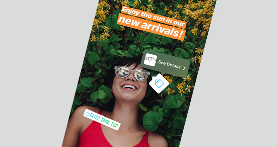 Instagram bringt Shopping-Funktion in die Stories