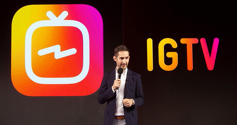 Instagram stellt mit IGTV neue Videoplattform auf die Beine!